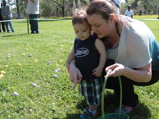 "Louisiana Purchase Gardens and Zoo Easter ""Eggstravaganza"""