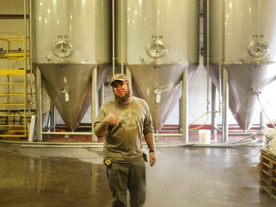 Dark Horse Brewing, Co. is a local brewery founded