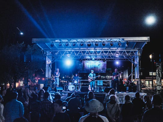 St. George StreetFest is a nightlife event designed to celebrate the best of Southern Utah on the first Friday of every month