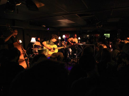 Deer Tick performs at The Mill during Mission Creek