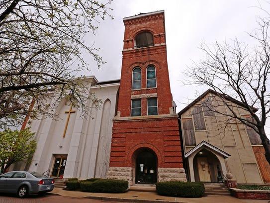 Indianapolis Bethel African Methodist Episcopal Church