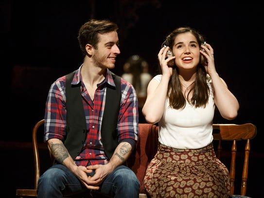 """Broadway musical """"Once"""" returns to Detroit for four"""