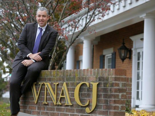 Steve Landers, president and CEO of Visiting Nurse