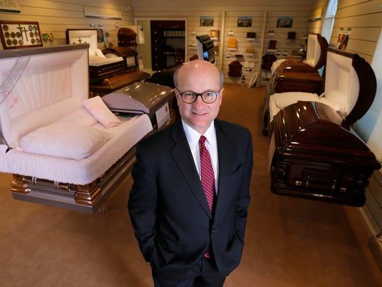 William J. Boglioli, who purchased Holmdel Funeral