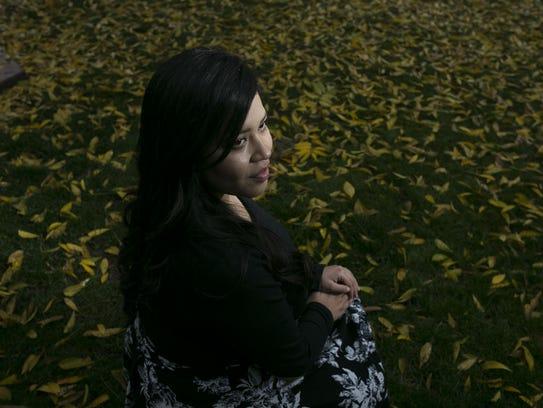 Genesis Egurrola, 23, a Phoenix resident, works as