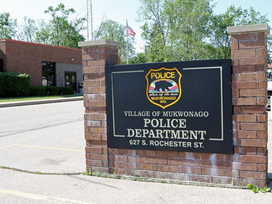 The Village of Mukwonago Police Department.