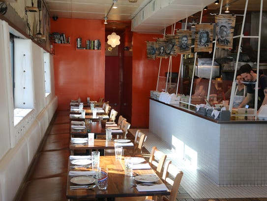 At Hazel Park's Mabel Gray restaurant, the entire kitchen