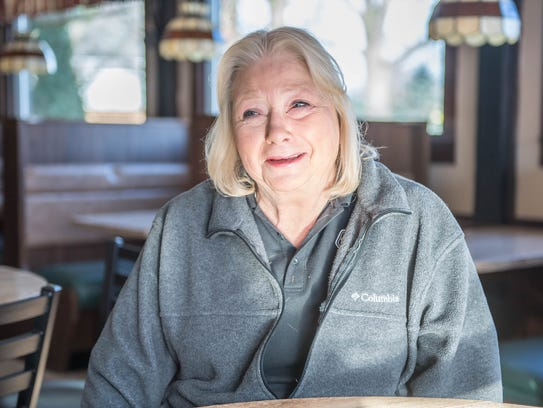 Original Pizza Parlor owner Diane Froelich talks about