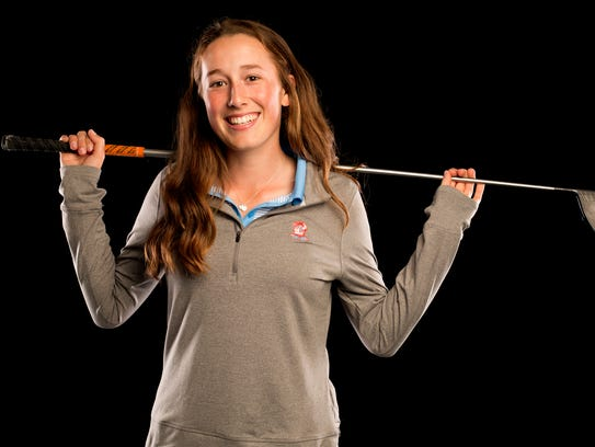South Salem senior Ellie Slama is nominated for Girl's