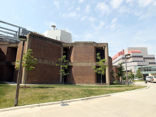 Bowen Science Building is pictured on Monday, June