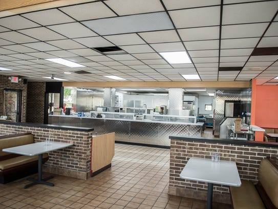 Renovations are almost complete for the re-opening