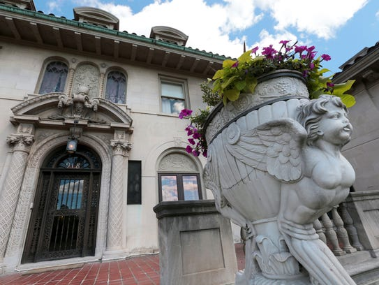 Boston Edison mansion once owned by Motown's Berry