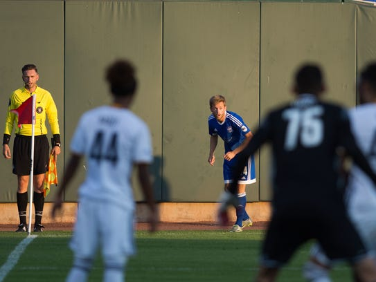 Reno 1868 FC plays at RGV Toros on Saturday, seeking