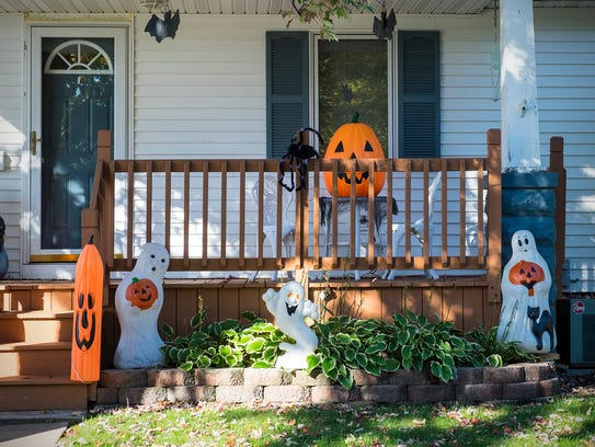 Halloween events will be taking place throughout St.