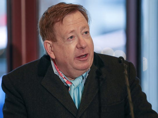"Carmel Mayor James Brainard said the city should welcome its first mosque. ""For many years, Carmel was not a diverse place,"" he said. ""Today it is. And that's been a very positive change for our community."""