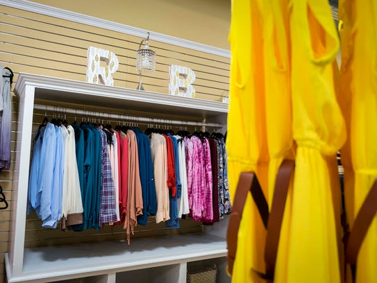Ruboo Boutique, located at 230 Huron Ave. in Port Huron, is one of the local retailers participating in Small Business Saturday. The store offers women's clothing and gifts that can appeal to a wide age group, owner Demiree Potter said.