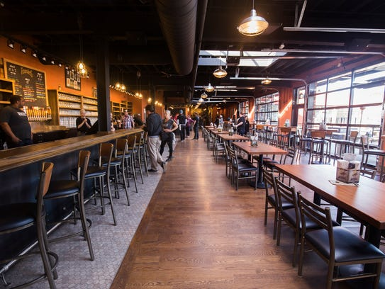 First Look Inside Founders Brewing Co S Detroit Taproom