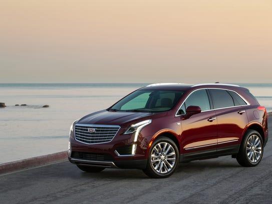 Cadillac's XT5 is already it's best-selling model in
