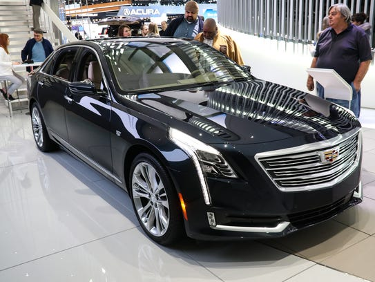 The Cadillac Super Cruise CT6 has a hands-free driving