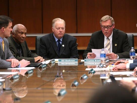 Michigan State University Board of Trustees Chairman