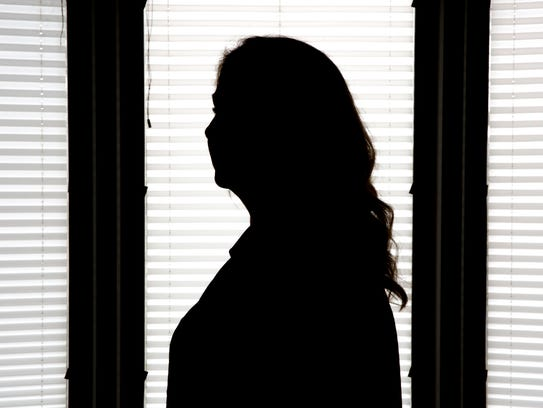 In 2010, when she was in her late 30s, the victim was