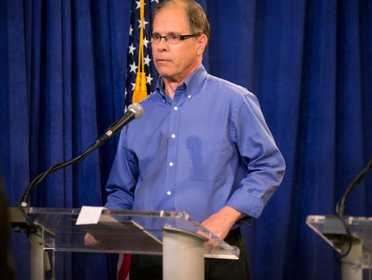 Mike Braun, prior to a debate of Indiana Republican