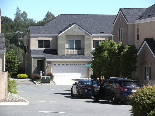 Redding police Tuesday continue their investigation