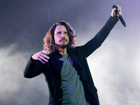 Chris Cornell of Soundgarden — Final Show, 2017 at