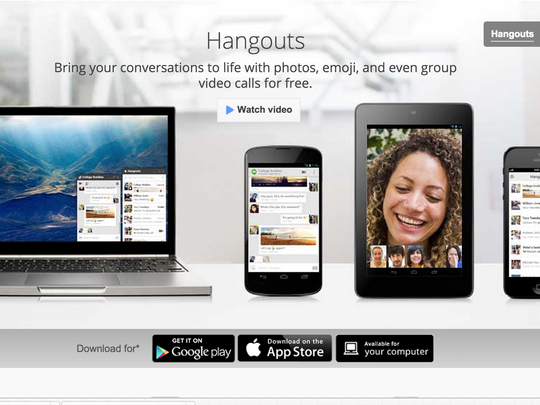 Google+ lives on in Hangouts, Photos, Apple, YouTube