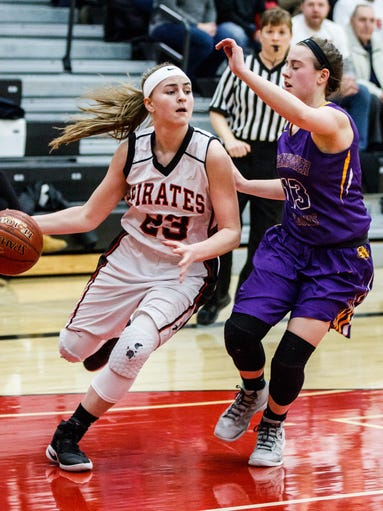 pewaukee single catholic girls One year after finishing 0-9 and having to forfeit its last three games because of low numbers, the catholic central high school football team is achieving success.