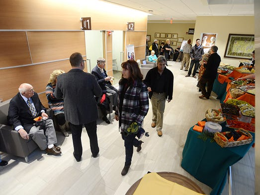 Cancer Center Opening Marks End Of Years Of Work
