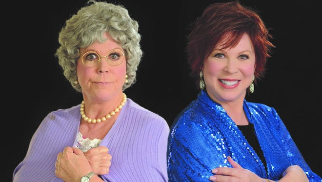 Vicki Lawrence brings her alter ego Mama to the Spencer for two performances July 7.