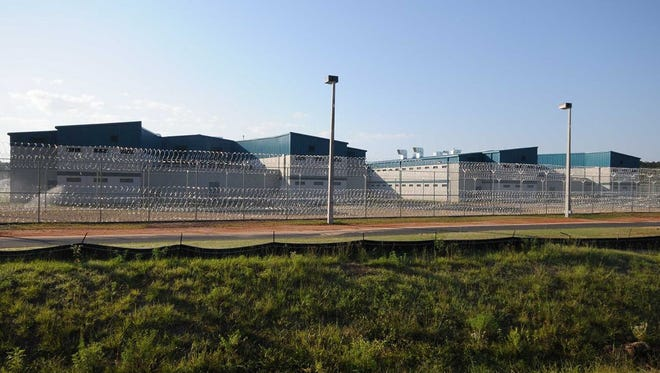 East Mississippi Corrections Facility in Meridian