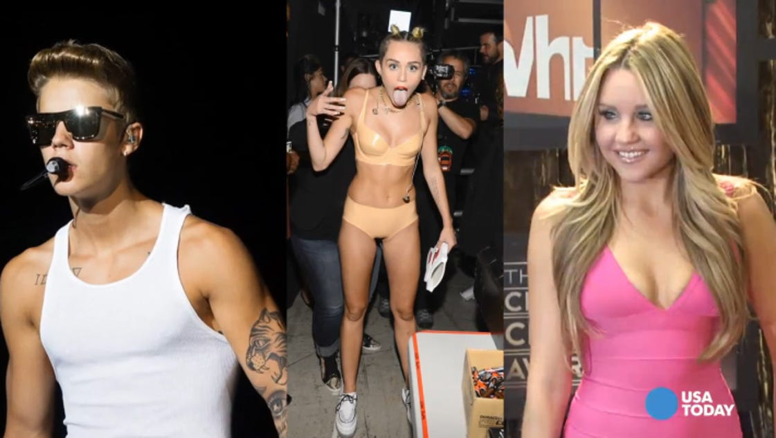 celebrity meltdowns who made the list for 2013