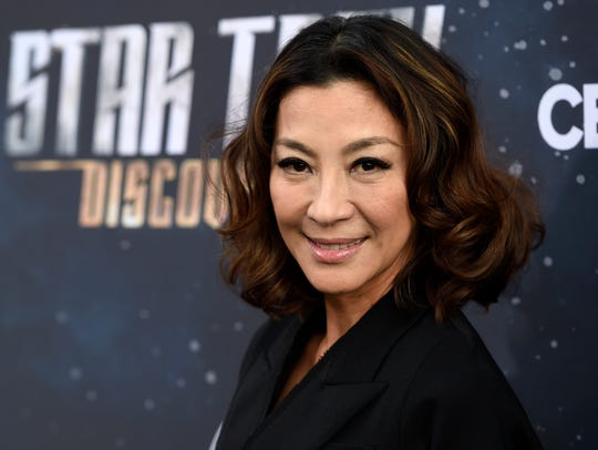 Michelle Yeoh in Los Angeles on Sept. 20, 2017.