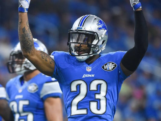 NFL: Washington Redskins at Detroit Lions