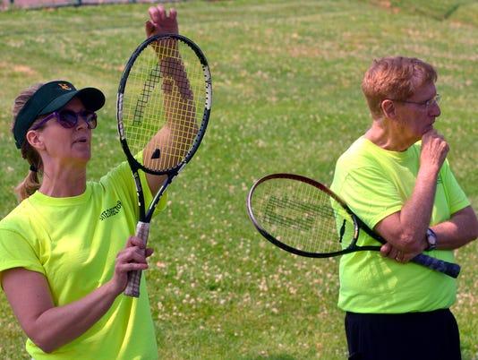 PHOTOS: Tennis for Kids