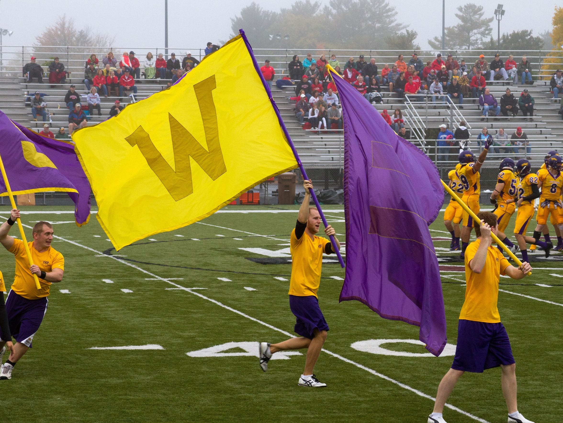 University of Wisconsin-Stevens Point's homecoming