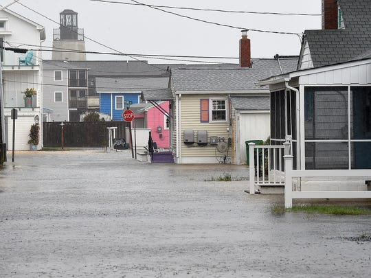 In this file photo, Dover Street in Dewey Beach is