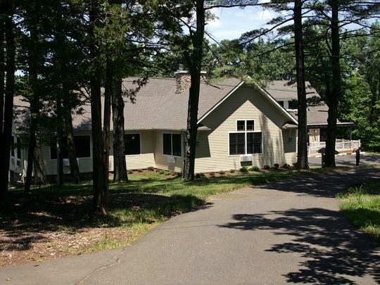 The Peter Jay Sharp Performing & Fine Arts Center at Camp Cromwell.
