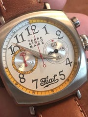 This Terra Cielo Mare watch given to former UAW official