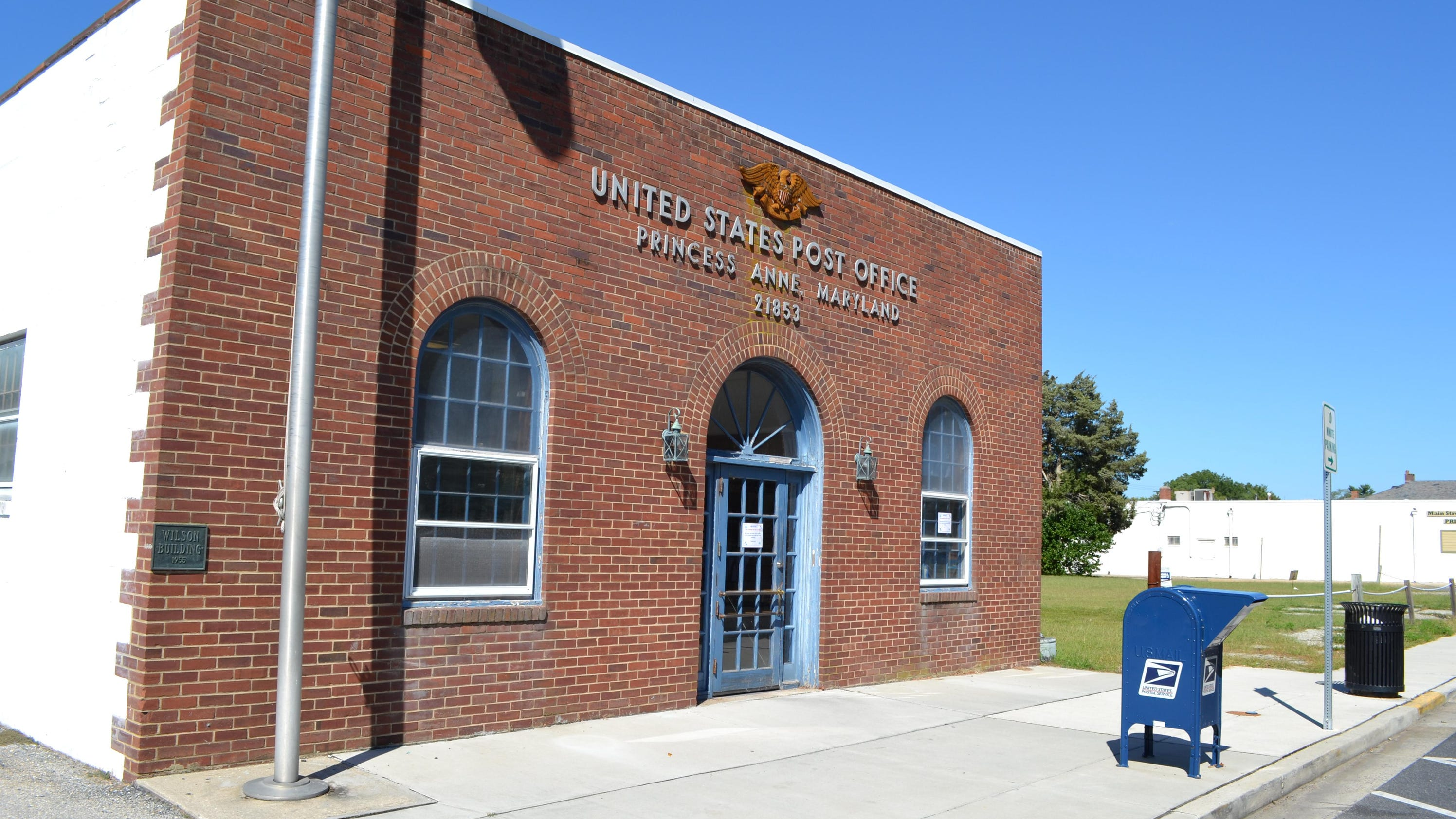 USPS Mold causes Princess Anne post office closing