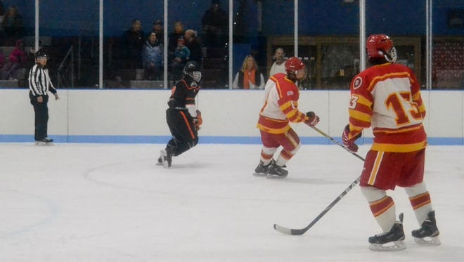 The Westchester Ice Hockey Officials Association is looking to add refs.