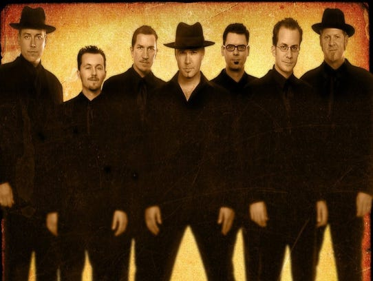Big Bad Voodoo Daddy will perform at the Feb. 3 Thomas