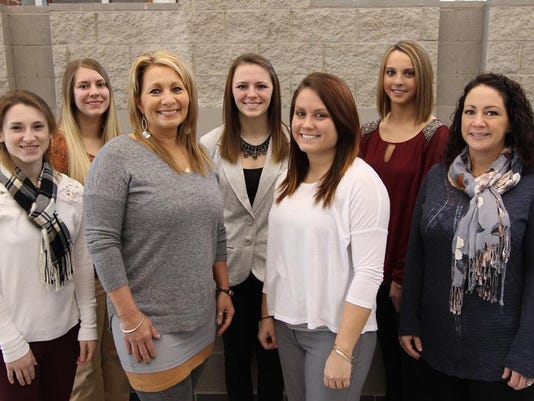 2015-2016 Women of Achievement Scholarship Recipients smaller