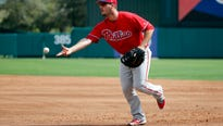 The outcomecould have been much worse for first baseman Tommy Joseph and the Phillies.