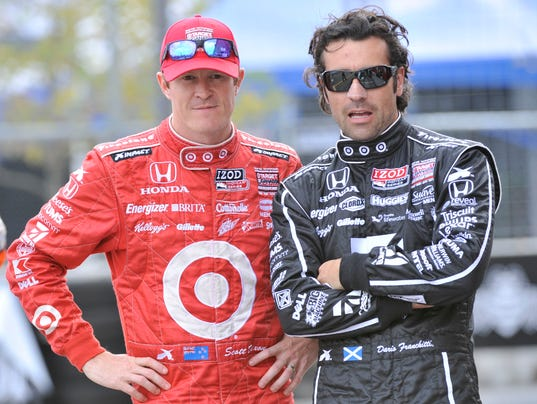 USP INDYCAR: GRAND PRIX OF BALTIMORE-PRACTICE S CAR USA MD