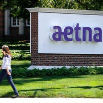 Health insurer Aetna Inc., which has headquarters in Hartford, Connecticut is teaming with Newtopia on a new health-improvement program.