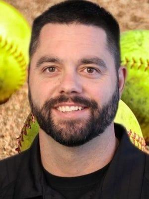 New McMurry softball coach David McNally