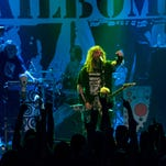 """Soulfly performs Nailbomb's """"Point Blank"""" album at Vinyl"""